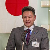 かしわ会副会長 伊藤 雄一郎 氏