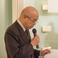 総務財政担当理事 中嶋 敏雄 氏