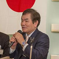 (株)ベラフィーノ 利 成彦 氏