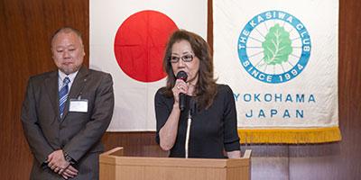 (株)オーエスエス 脇田 いすゞ 氏