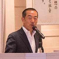 ジャパントータルサービス(株)鈴木 武 氏