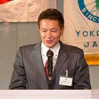 伊藤雄一郎(新会長)