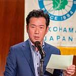 プルデンシャル生命保険(株)石井 康洋 氏