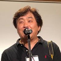 かしわ会交流広報委員会委員長佐藤 竜久 氏