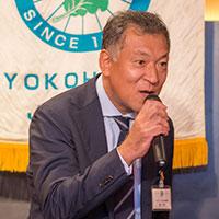 プルデンシャル生命保険(株)樋口睦夫 氏