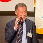 プルデンシャル生命保険(株)樋口睦夫氏