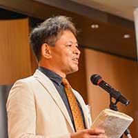 かしわ会会長 伊藤 雄一郎 氏