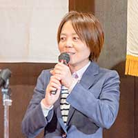 井上社会保険労務士事務所 井上 知子 氏