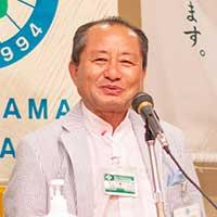 (株)ワタナベ 渡辺 茂男 氏