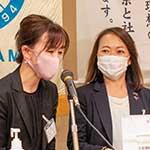 住友生命保険相互会社 香山 木花、田崎 和子 氏