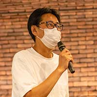 かしわ会企画委員会委員長 山村 宏記 氏