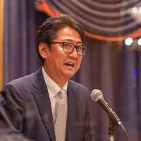 企画委員会委員長 山村 宏記 氏